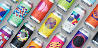 Halo Brewery with a Brilliant Design-PackagingGURUji