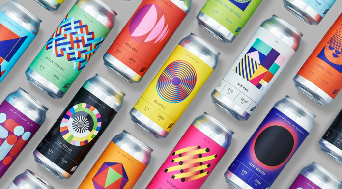 Halo Brewery with a Brilliant Design-PackagingGURUji