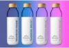 Evian introduced a reusable water bottle with Virgil Abloh-PackagingGURUji