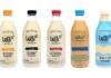 Amcor design clear PET bottles - Letti-PackagingGURUji