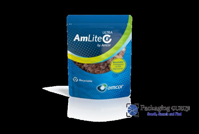 Amcor introduced recyclable packaging - AmLite Ultra Recyclable -PackagingGURUji