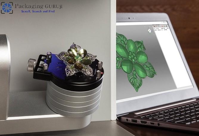 Cutting-edge technology of scanning 3D - Artec 3D -PackagingGURUji
