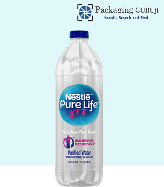 ISRI announces the Names of Nestlé Water for the Award of Design for Recycling-PackagingGURUji