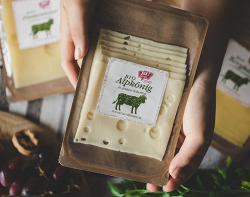 Paper-Based Packaging for Cheese Product - PackagingGURUji
