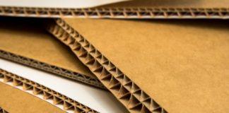 corrugated fiber box, boron derivatives, glomma papp