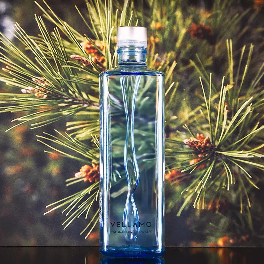 Wood-based transparent polypropylene, transparent polypropylene plastic label, wood-based polypropylene, Vellamo, 100% wood-based label