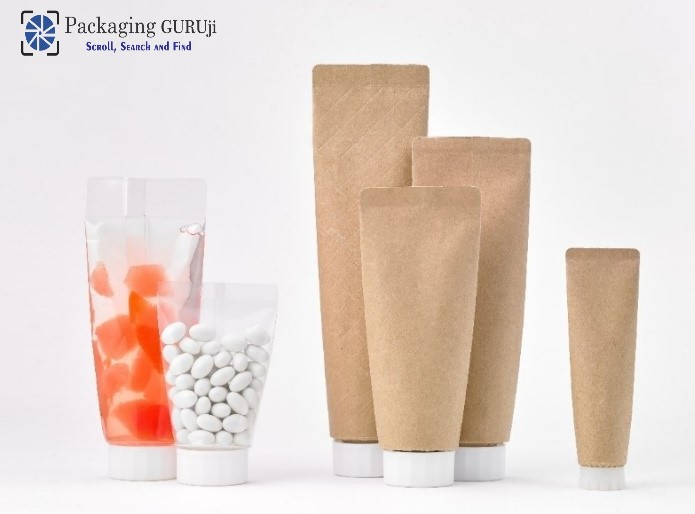paper tube-pouch, Paper Tube for Food, Benefits of Paper tube, easier to squeeze