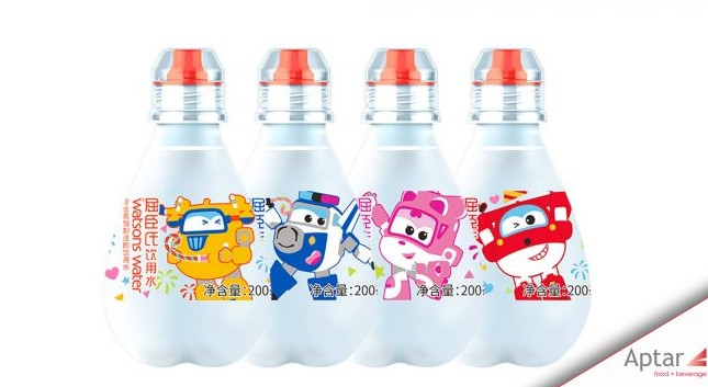 sports closure for water bottle, unique classic sports closure, Zero Impurity Water Bottle