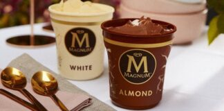 recycled Magnum tubs, Magnum's new tubs,