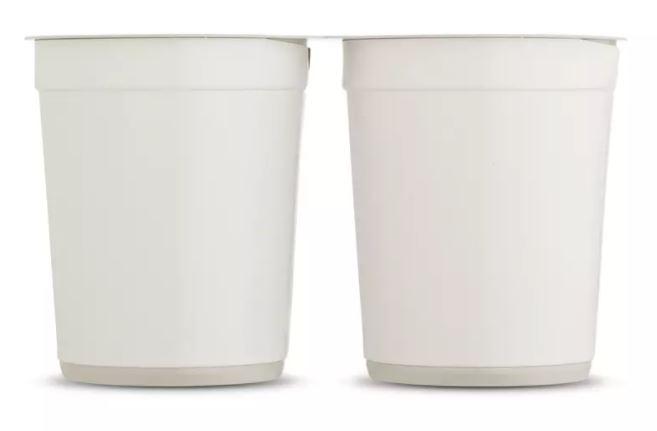 unique yogurt cup, Sustainable concept of Yogurt Cup,