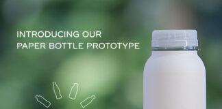 Paper Bottle Project, Paboco Paper Bottle, Coca-cola Paper bottle, Coca cola paper, First-generation paper bottle