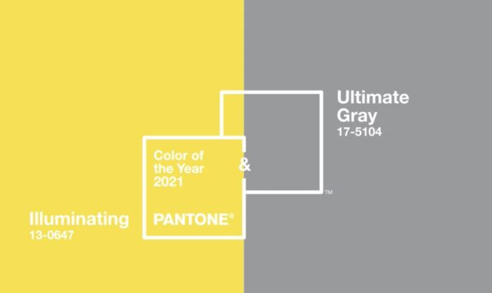 Pantone Color of the year 2021, PANTONE 13-0647, PANTONE 17-5104