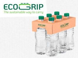 ecogrip, multi-packing of bottles, multipack water bottles